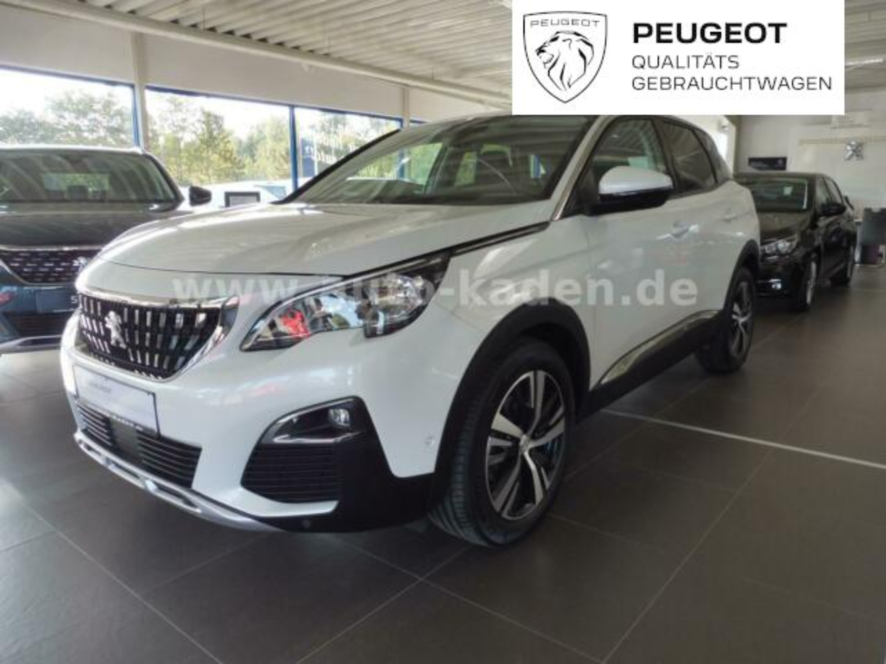 Peugeot 3008 Allure 130 EAT8, Navi, PDC