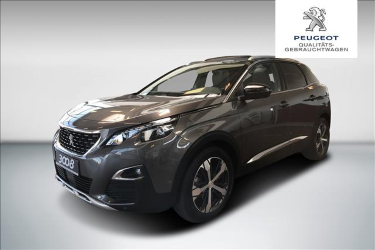 Peugeot 3008 GT- Line BlueHDi 150 Panorama-Schiebedach