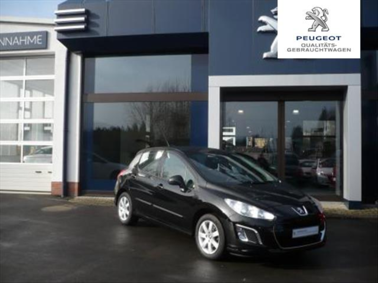 Peugeot 308 Active HDi 110 5-turig