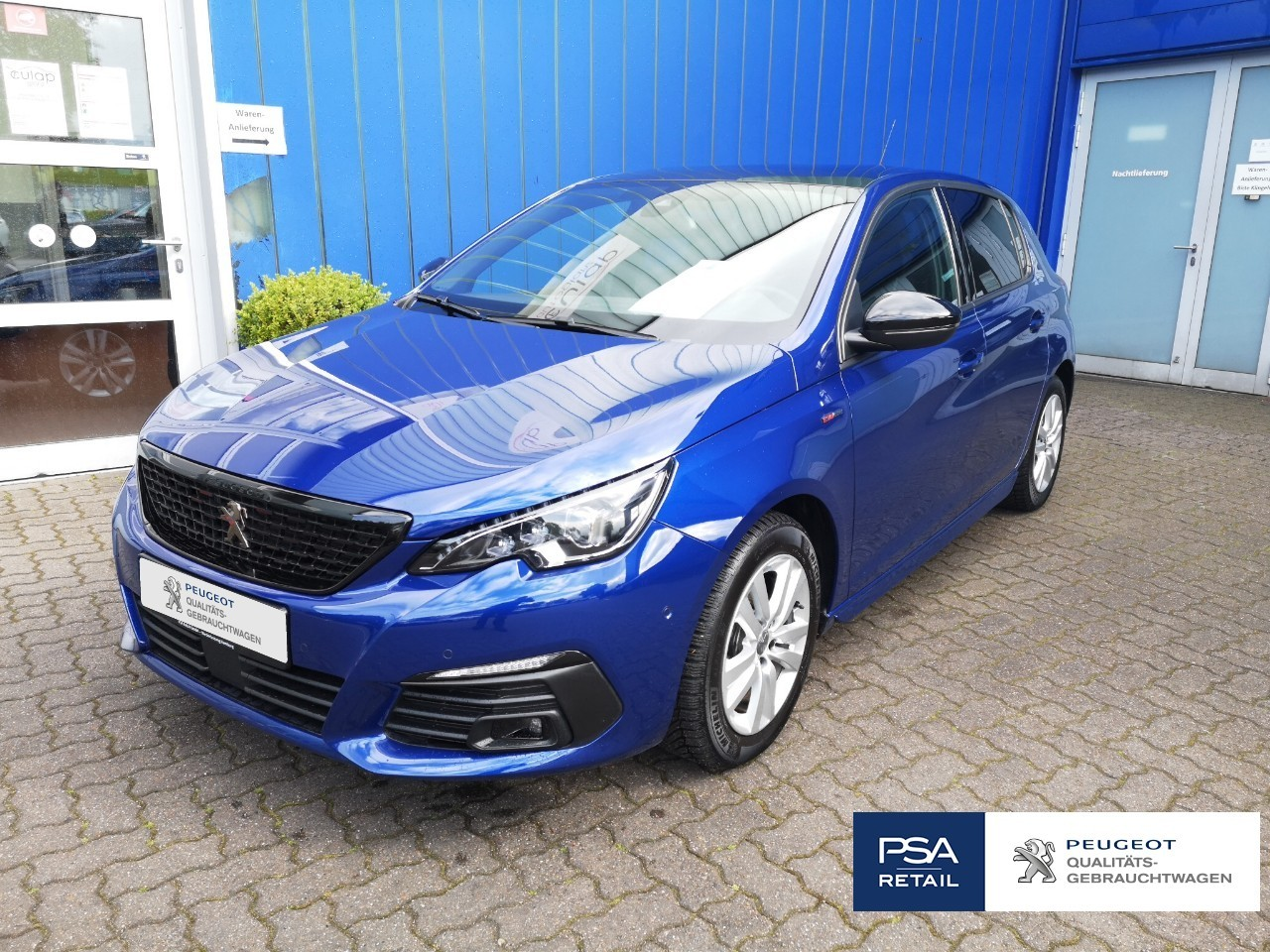 Peugeot 308 BlueHDi 130 Black Edition inkl. GT-Line