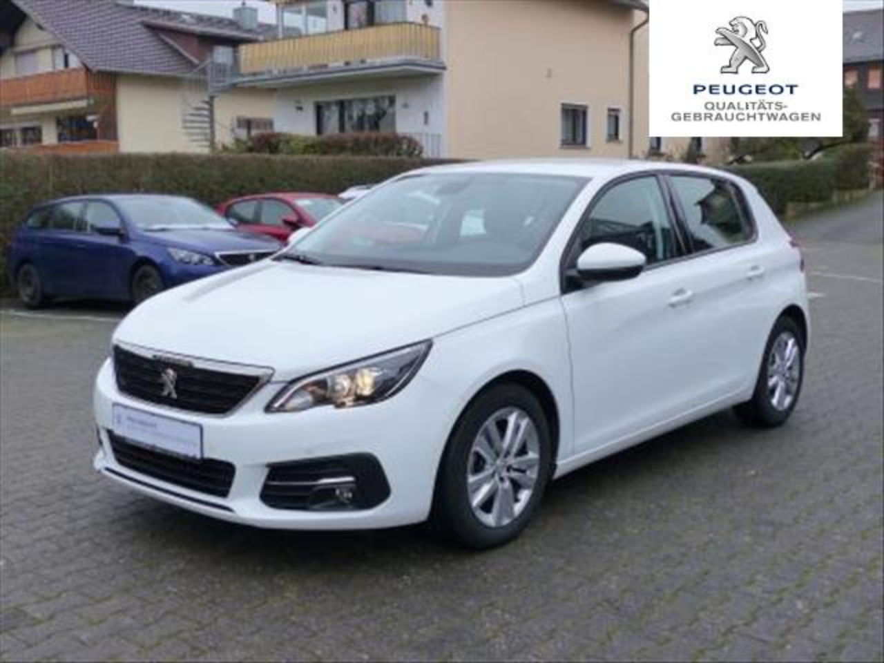 Peugeot 308 Active Blue HDI Euro 6