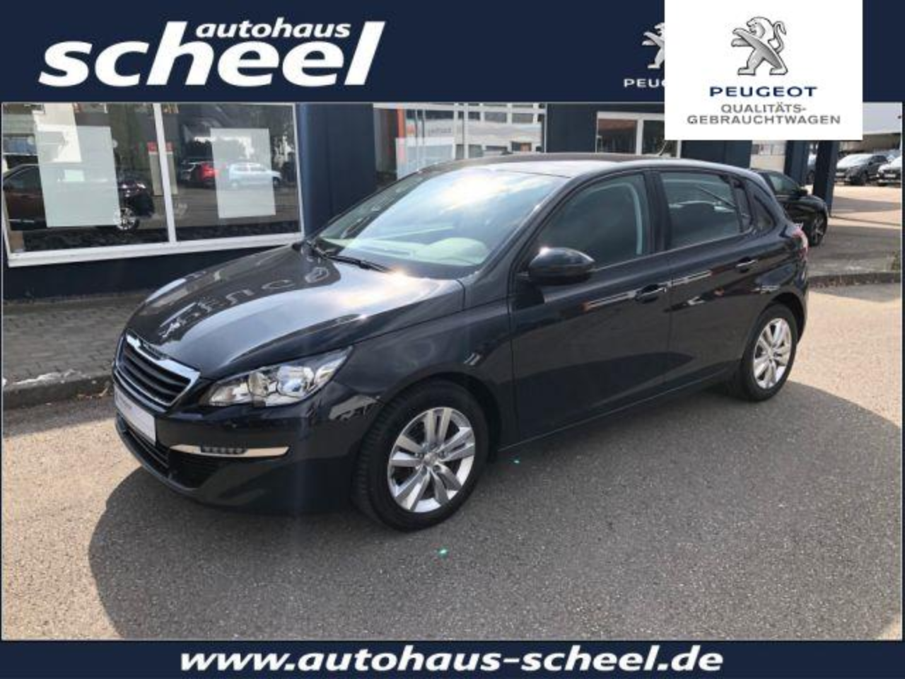 Peugeot 308 PureTech 110 Stop & Start Active
