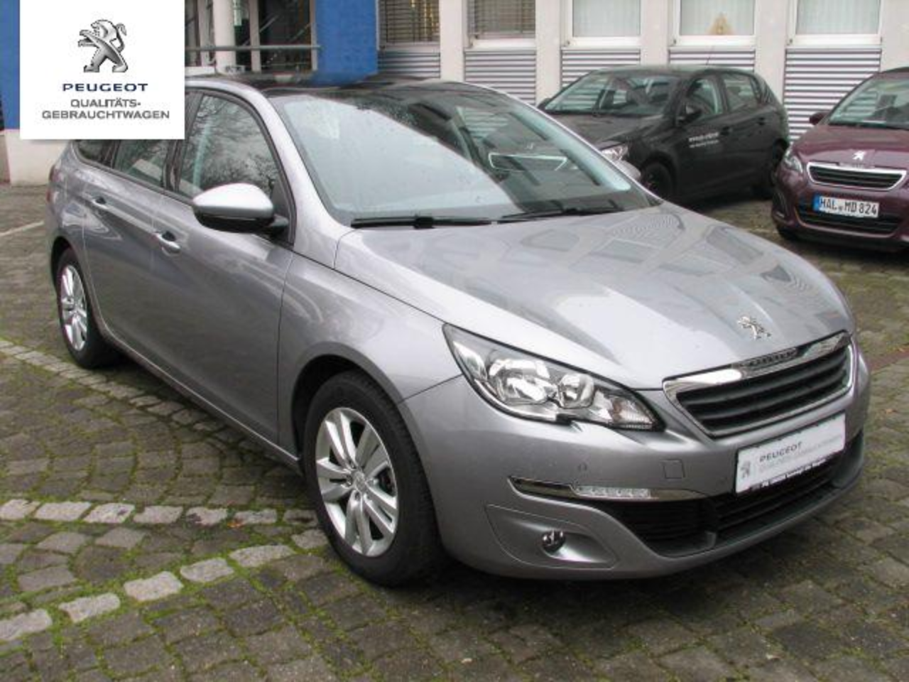 Peugeot 308 SW 130 e-THP Stop & Start Active / Navigation