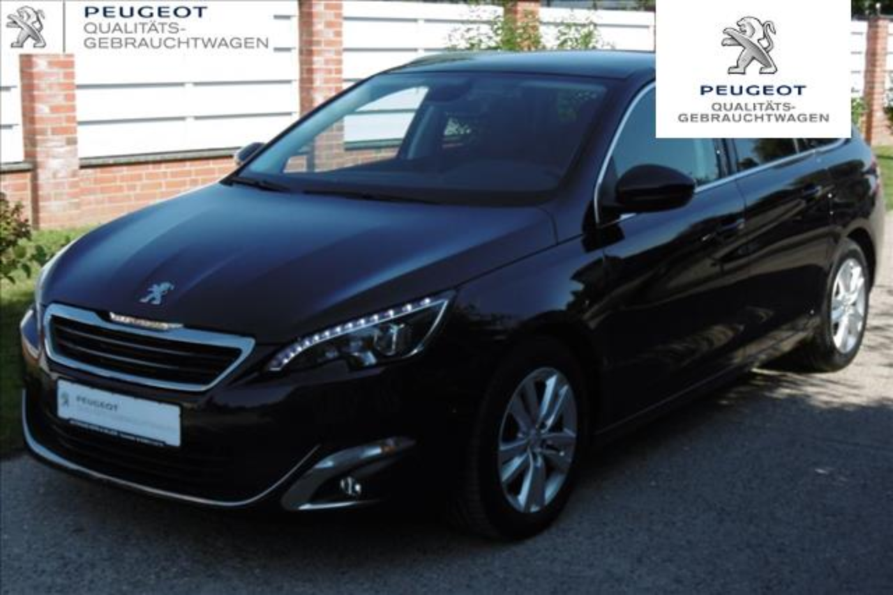 Peugeot 308 SW BlueHDi 120 EAT6 S&S Allure Pano SiHei WR