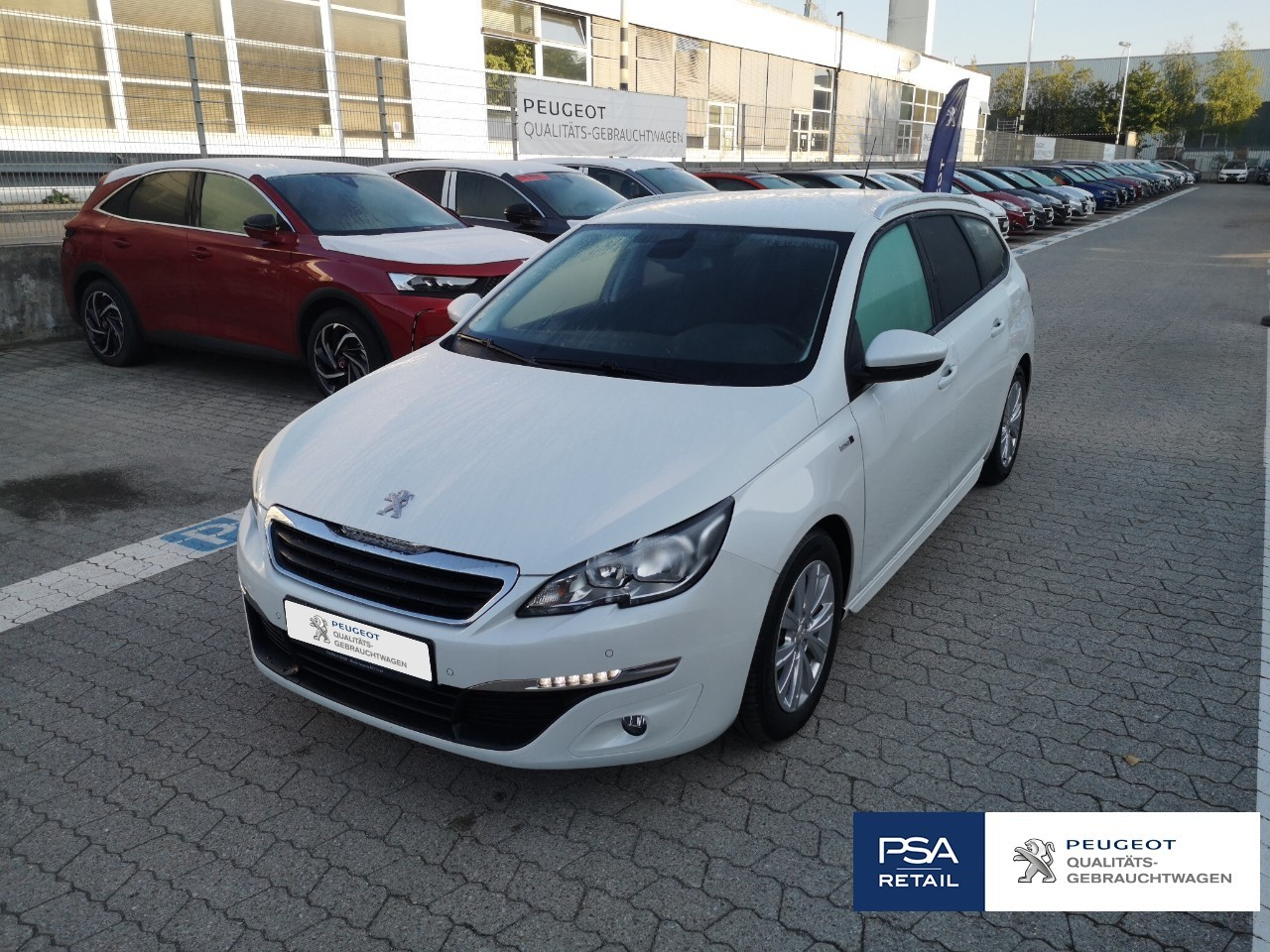 Peugeot 308 SW BlueHDi 120 Stop & Start Style
