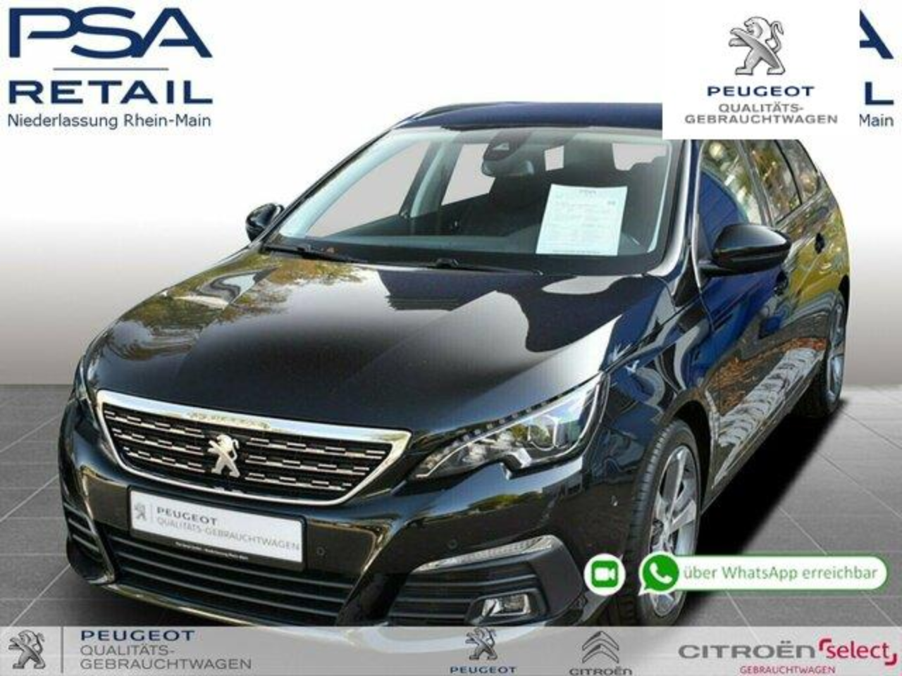 Peugeot 308 SW BlueHDi 150 S&S Allure *3D-Navi*Pano*Safety&Clever