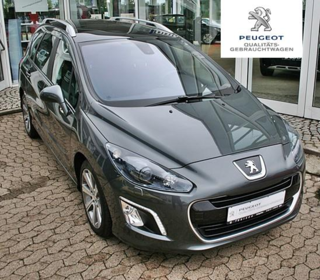Peugeot 308 SW 2.0 HDi 150 Allure XENON/AAC/PANO/PDC
