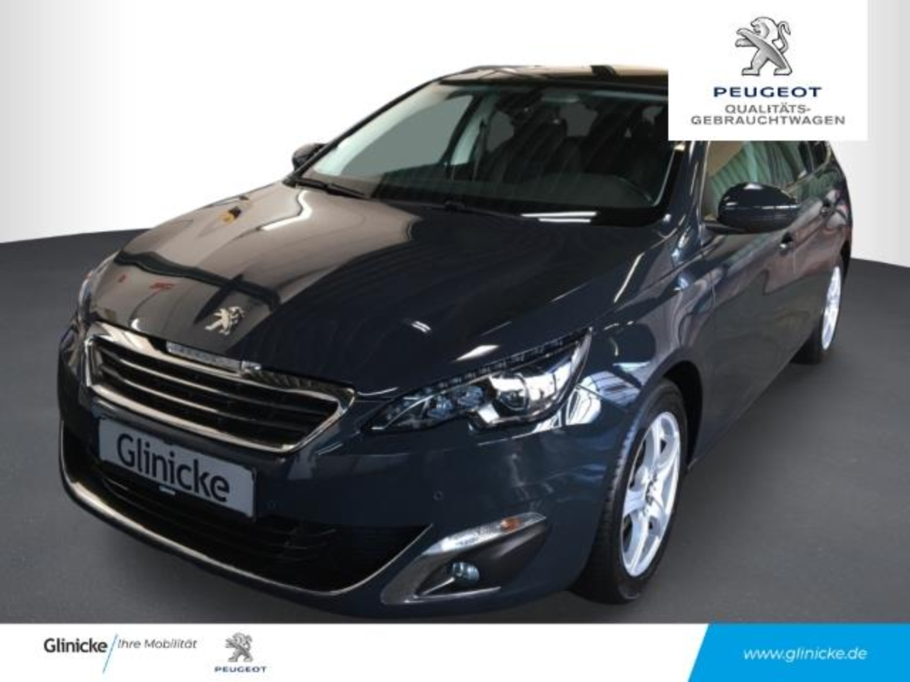 Peugeot 308 SW Allure 1.2 e-THP PureTech 130 LED Panorama PDCv+h