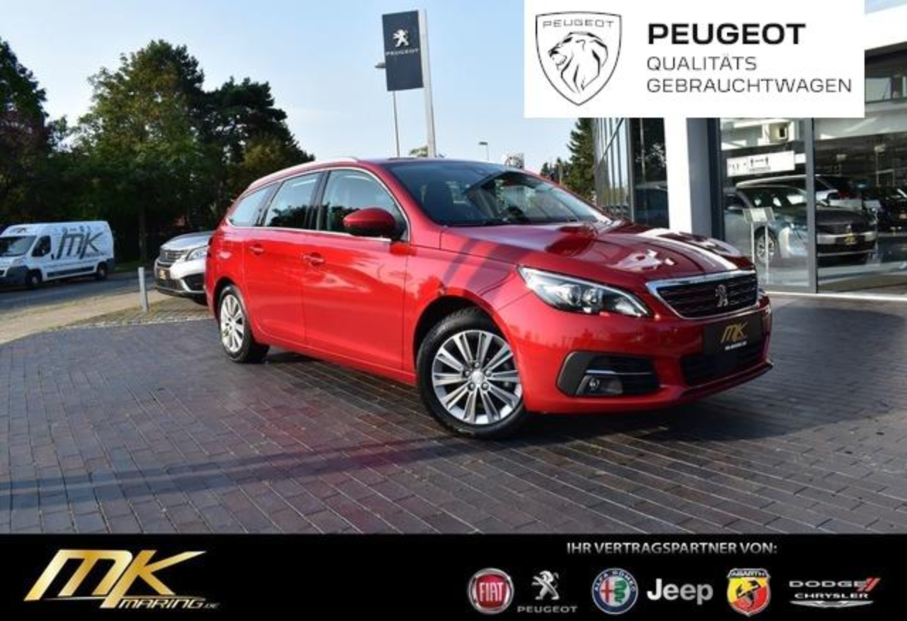 Peugeot 308 SW PureTech 130*ALLURE*CARPLAY*3D-NAVI*ALU*