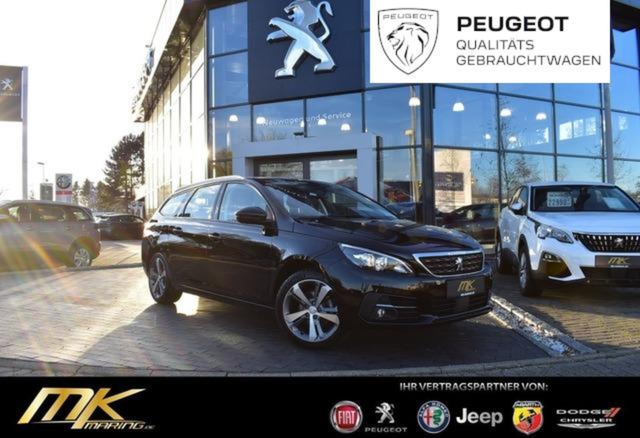 Peugeot 308 SW BLUEHDI 130*EAT8*NAV*CARPLAY*SHZ*F1*LED*