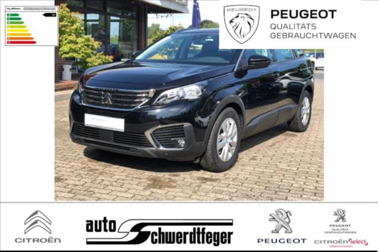 Peugeot 5008 BlueHDi 130 EAT8 Active