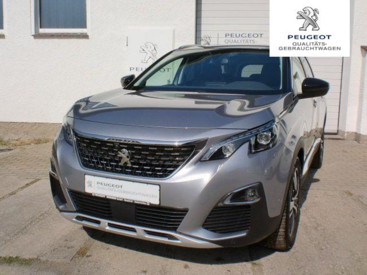 Peugeot 5008 BlueHDi 130 Allure m. Navi, Full-LED,EPH