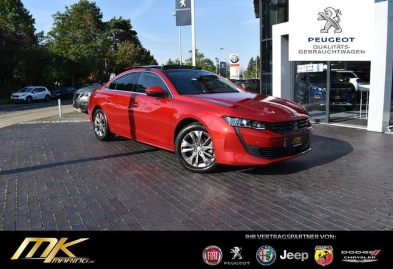 Peugeot 508 PureTech 180 EAT8*ALLURE*NIGHT-VISION*PANO*