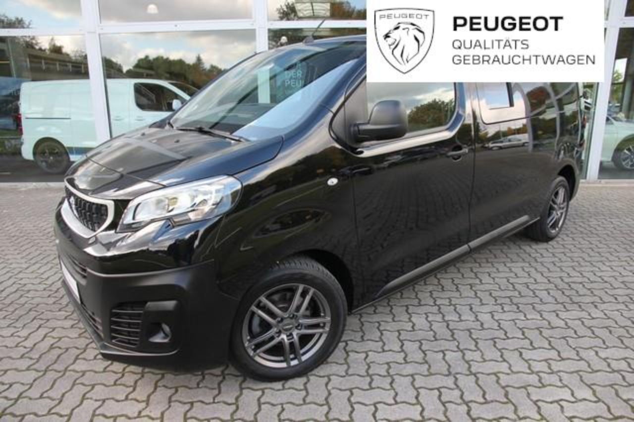 Peugeot Expert L2 Camper Premium HDi 120 Apple CarPlay...