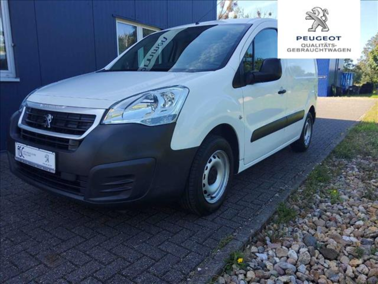 Peugeot Partner 1.6 Blue HDI 100 L1 Komfort Plus