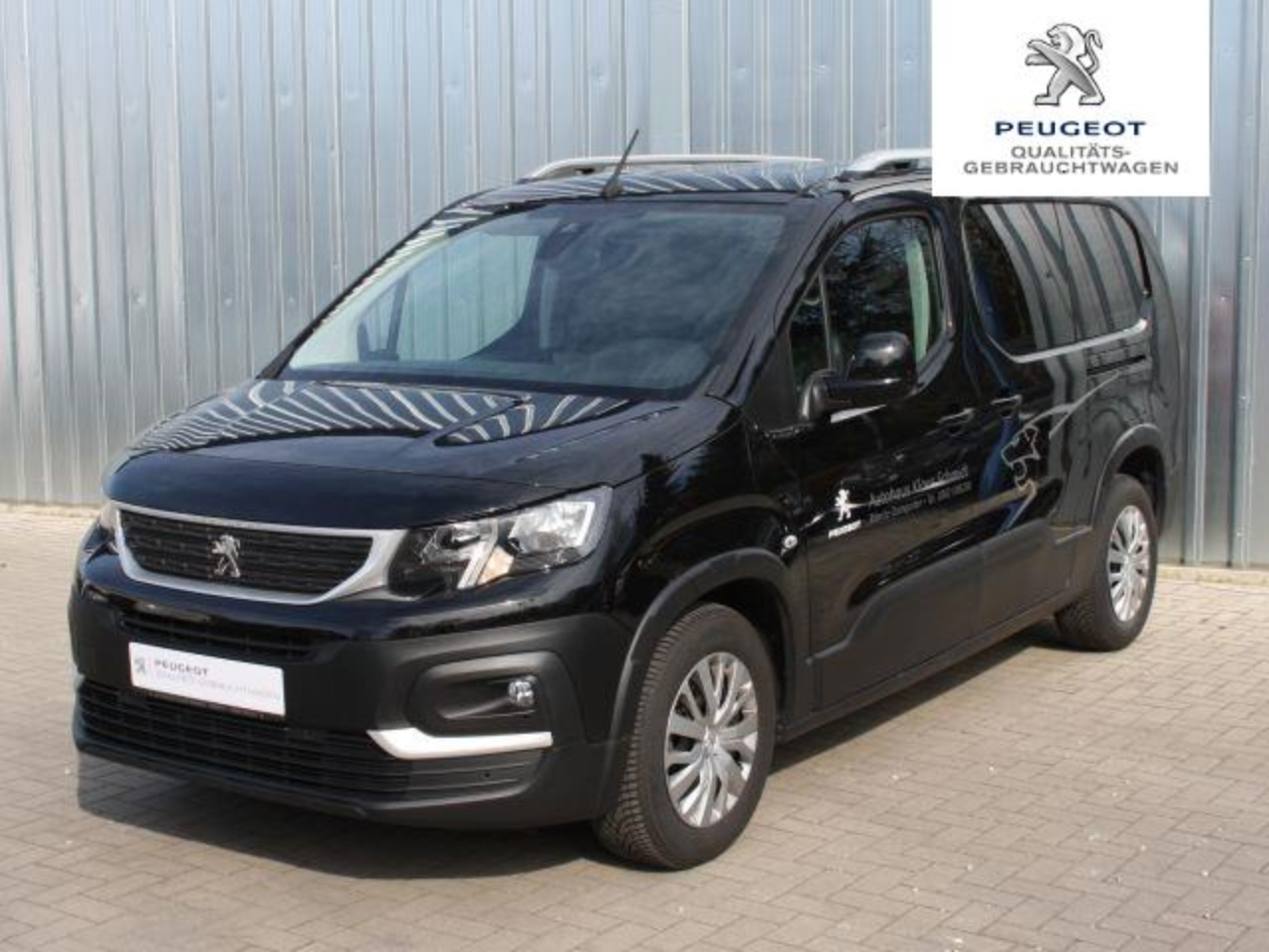 Peugeot Rifter BlueHDI 130 L2 EAT8 Active