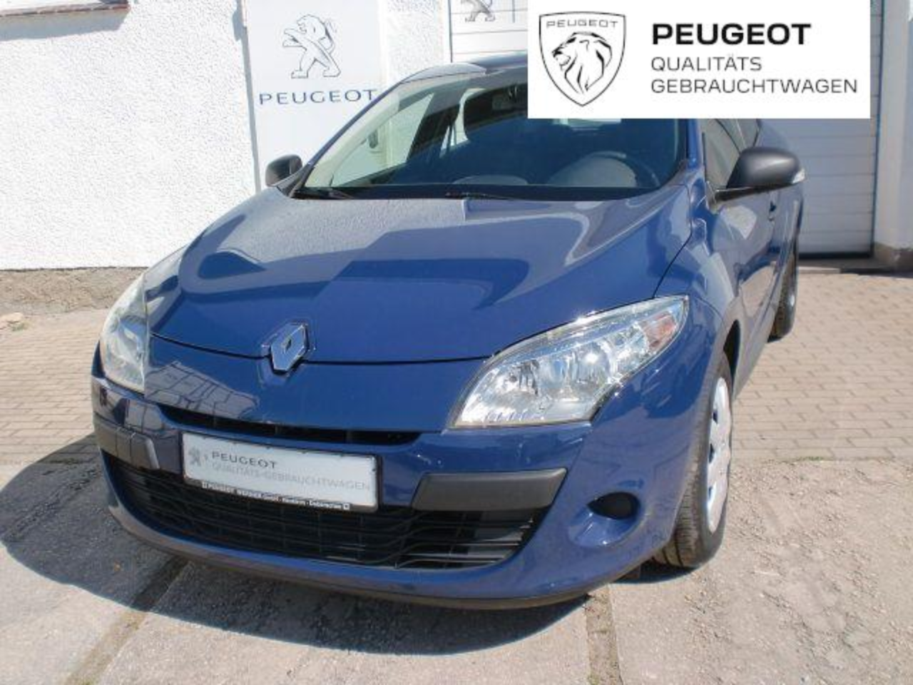Renault Megane 1.6 16V 100 Authentique m. Klima,Radio