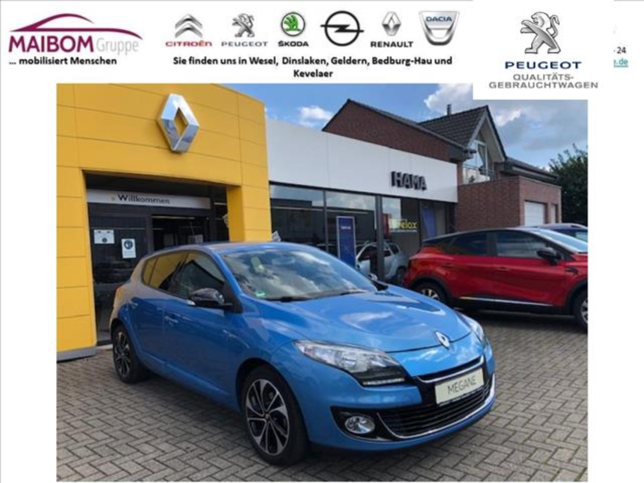 Renault Megane ENERGY TCe 115 Bose Edition*8f.Bereift*