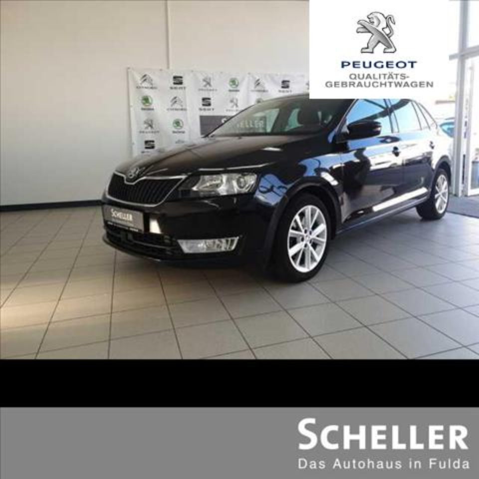 Skoda Rapid Spaceback Joy