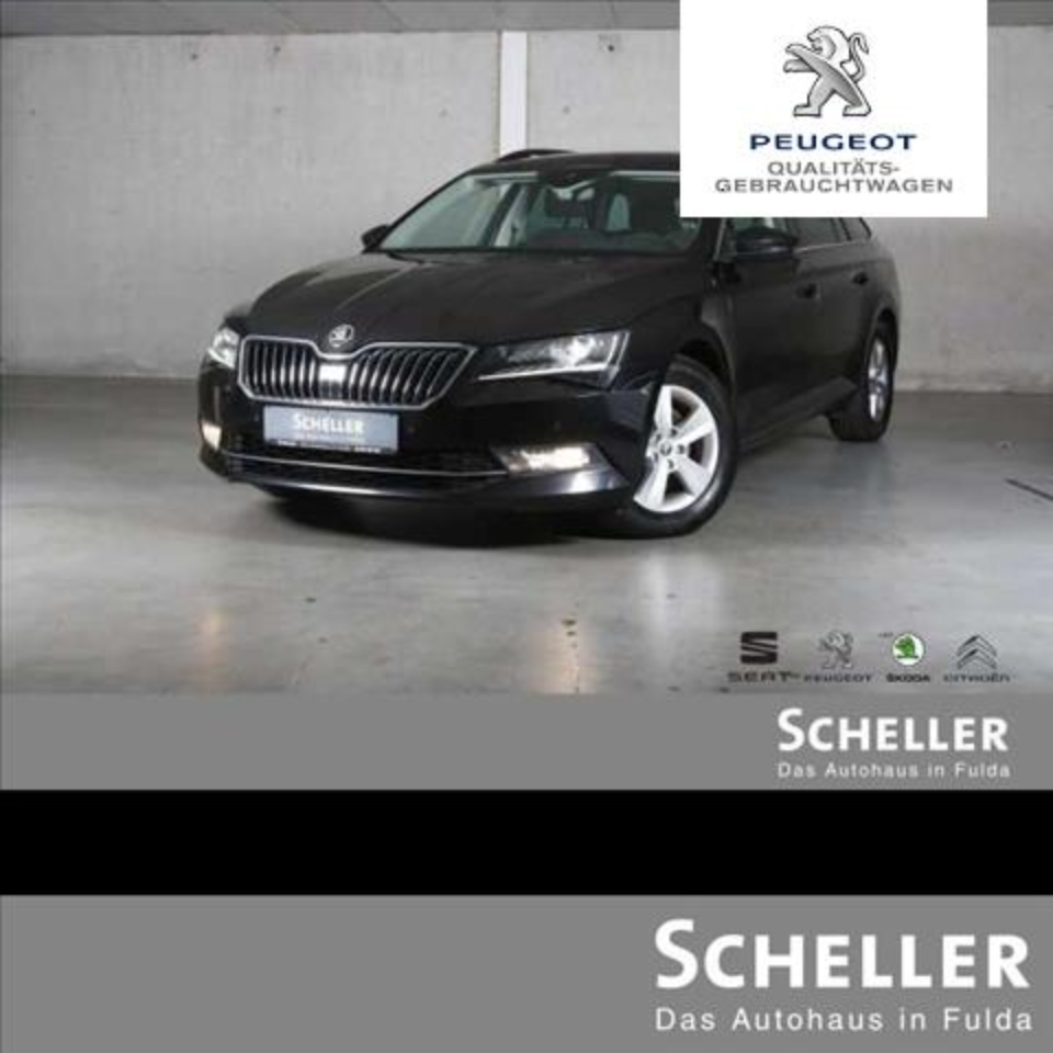Skoda Superb Combi 2.0 TDI Ambition