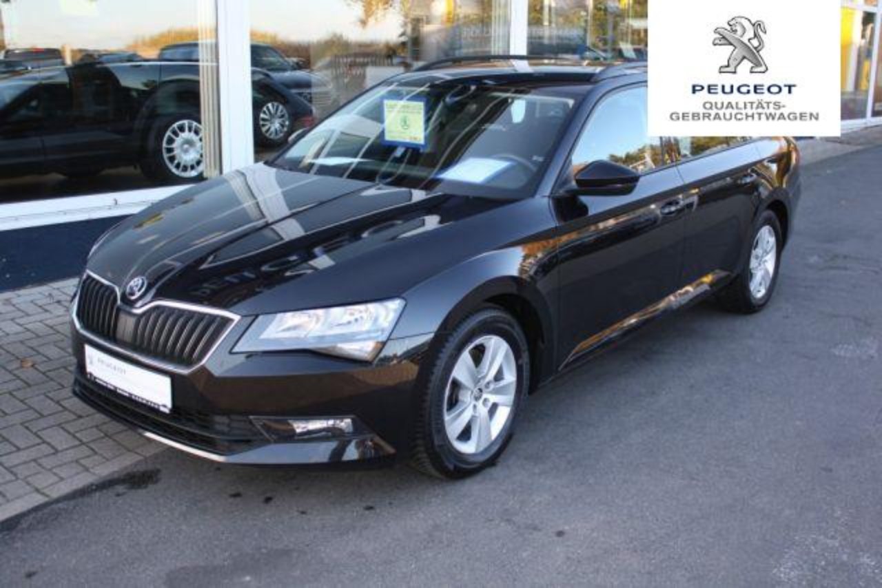 Skoda Superb Combi 1.5 TSI ACT Active Navi Sitzhzg.