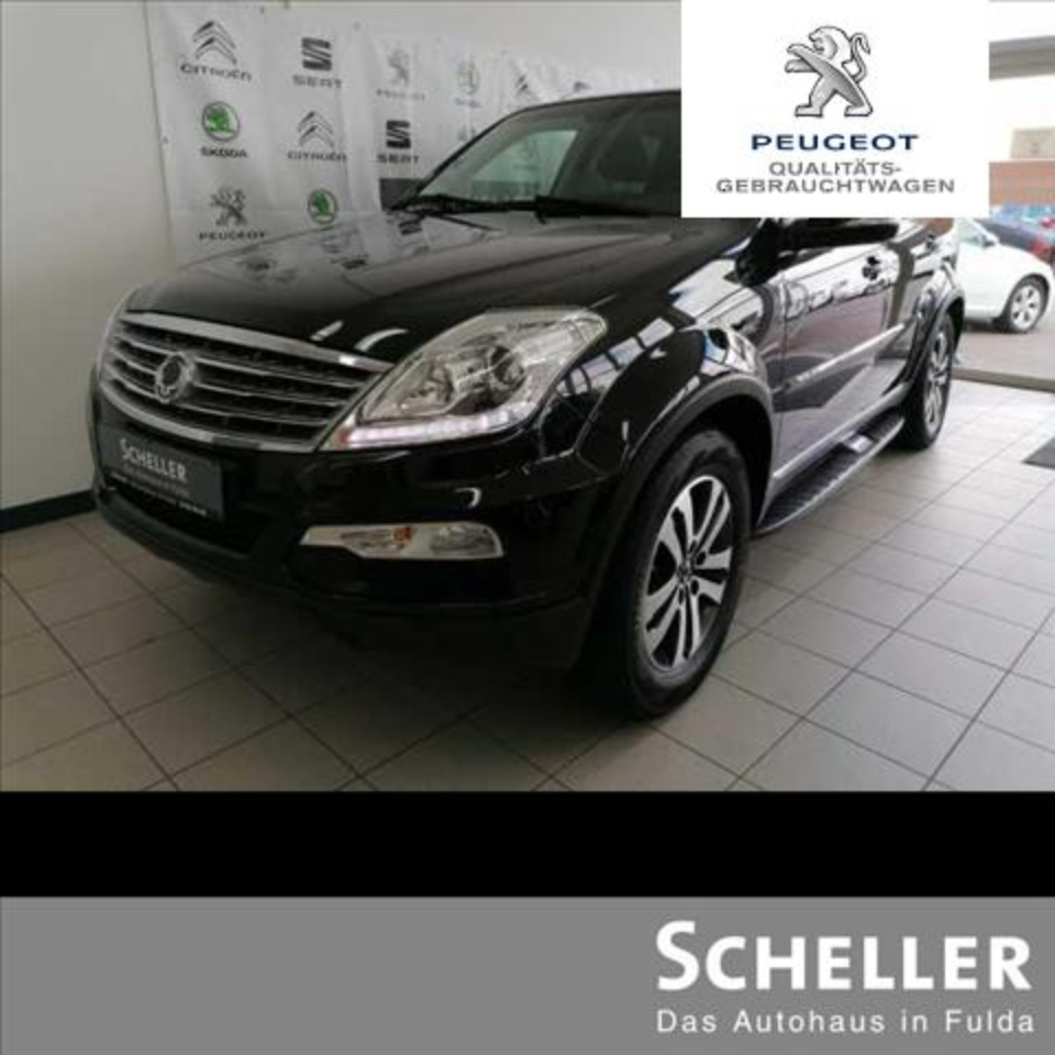 Ssangyong Rexton W Executive 4x4