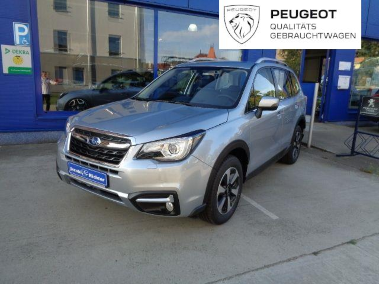 Subaru Forester 2.0i Comfort Lineartronic AHK