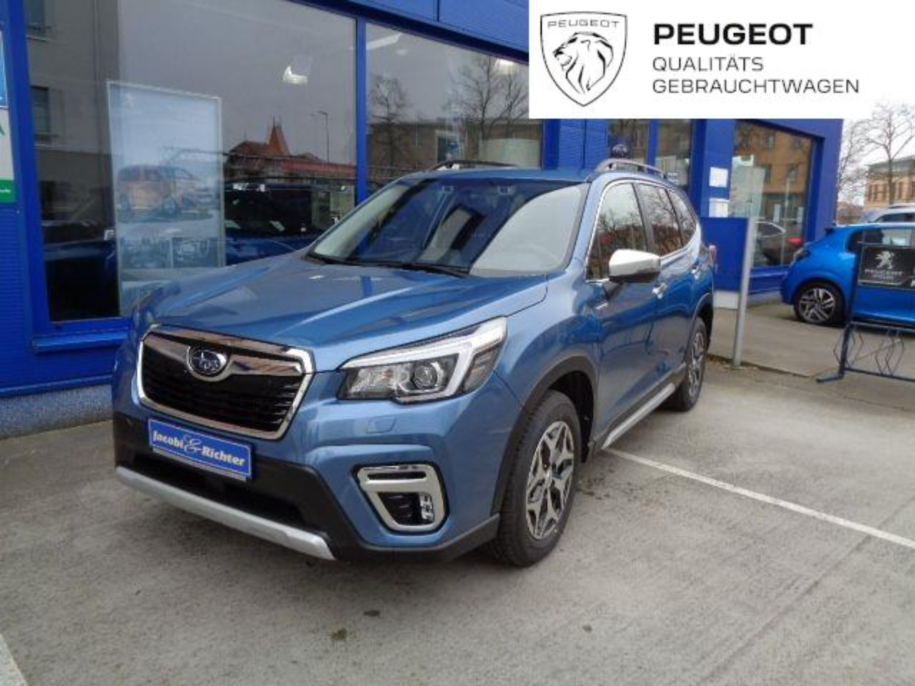Subaru Forester Comfort 2.0ie Lineartronic Hybrid
