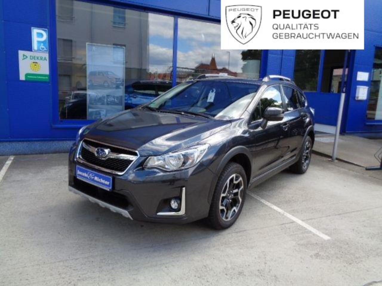 Subaru XV Exclusive + 2.0i Lineartronic