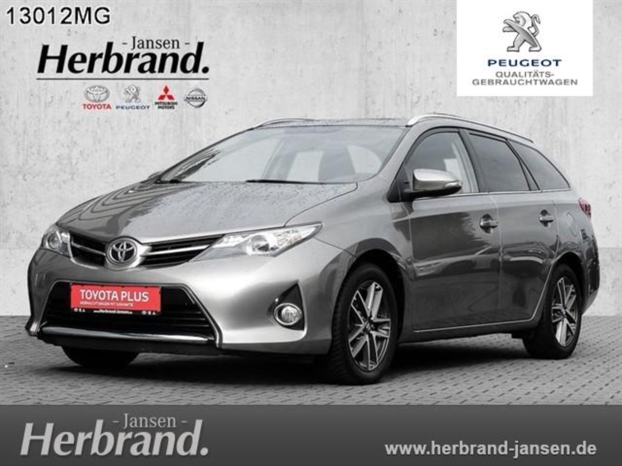Toyota Auris 1.6 Touring Sports Edition+Navi+Allwetter