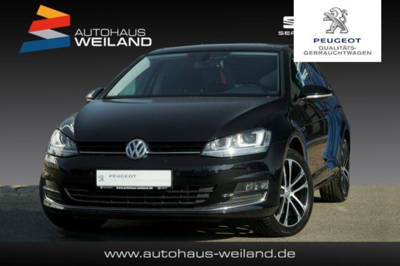 Volkswagen Golf 1.4 TSI BlueMotion Technology Lounge