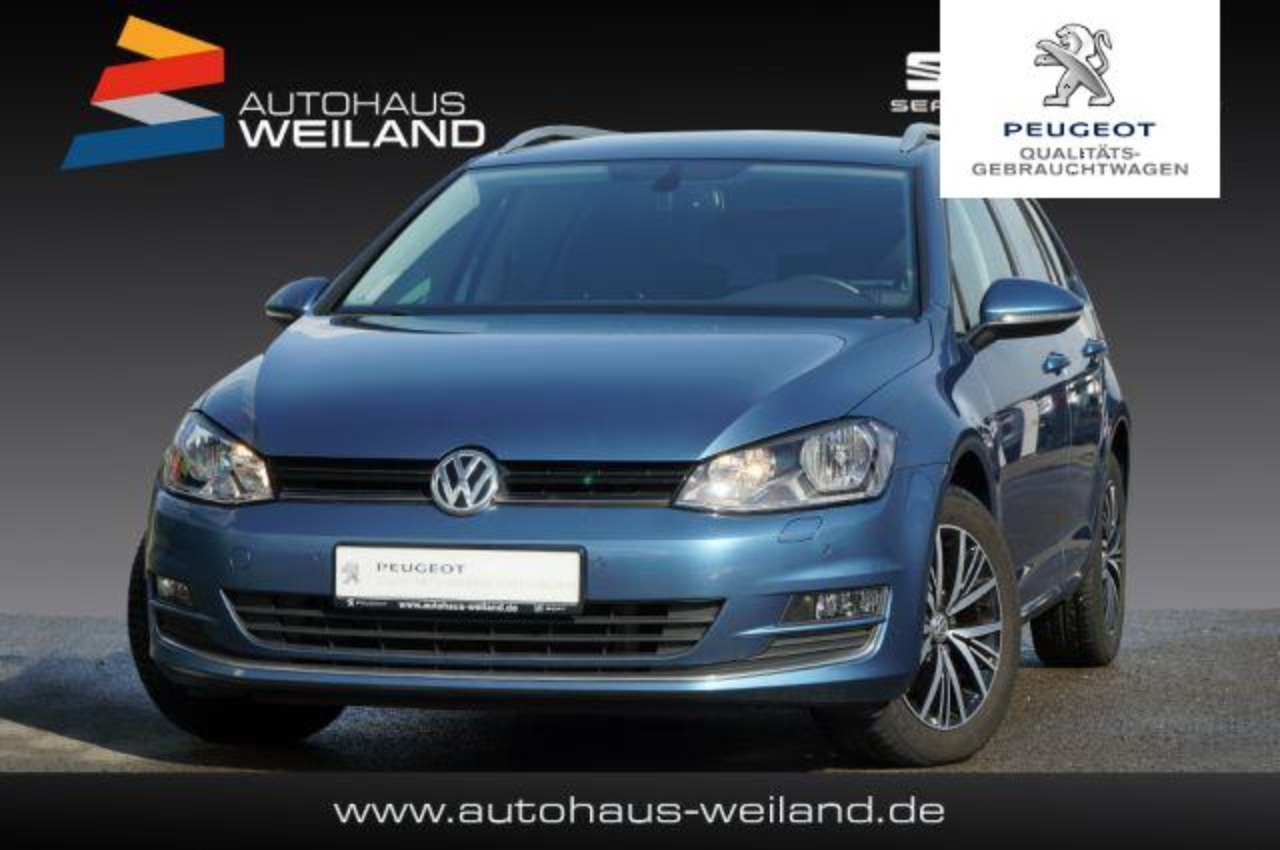 Volkswagen Golf VARIANT 1.2 TSI BlueMotion Technology Allstar