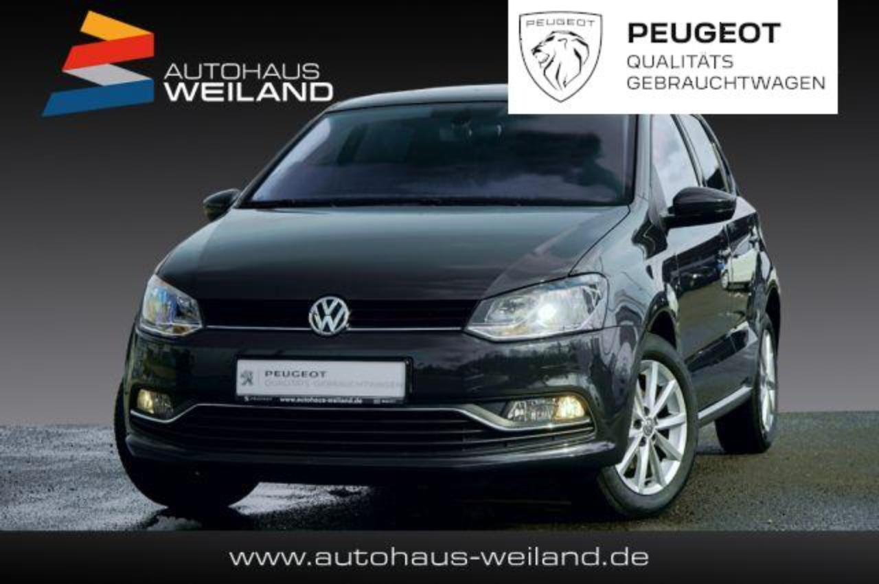 Volkswagen Polo 1.0 TSI Blue Motion Technology Lounge