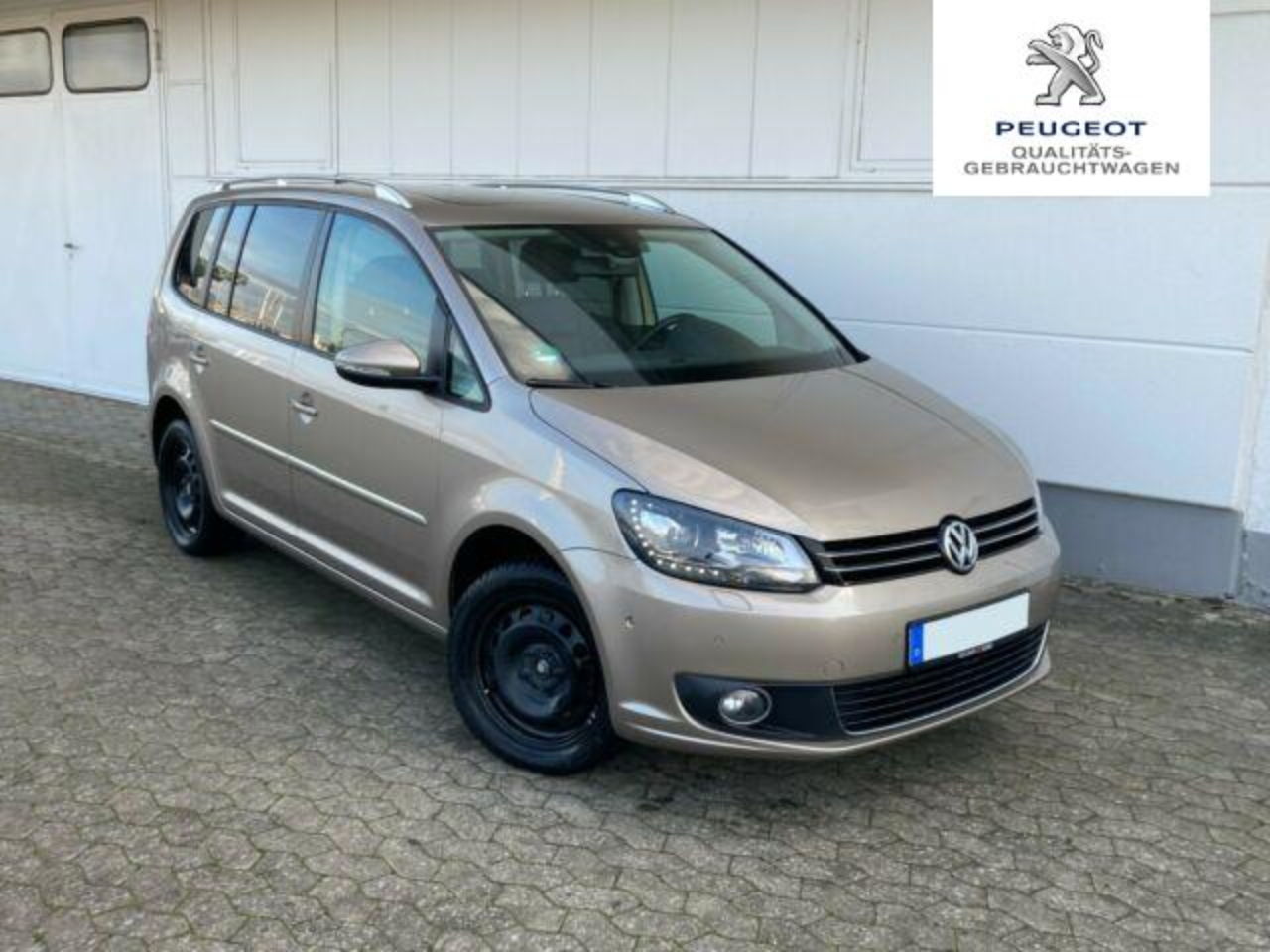 Volkswagen Touran Highline TGI BlueMotion DSG AHK