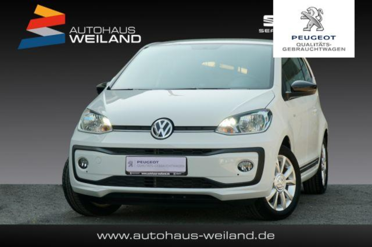 Volkswagen Up (BlueMotion Technology) move up! (12/AA)