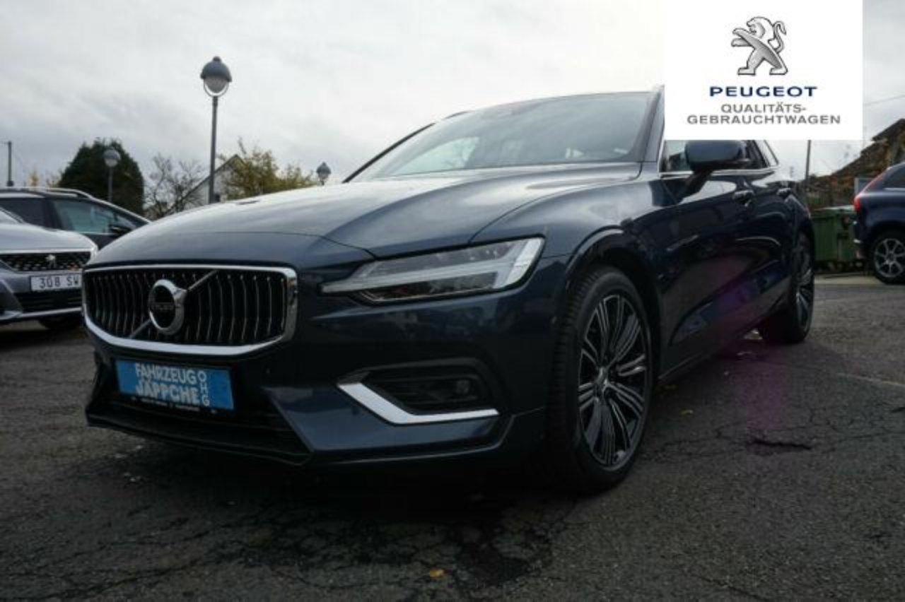 Volvo V60 V 60 D4 Inscription Leder;LED:El.Heckklappe;Navi