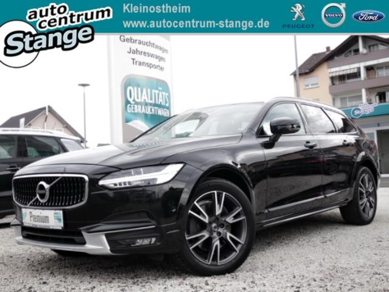 Volvo V90 Cross Country Cross Country Pro Allrad D5  PDC SHZ