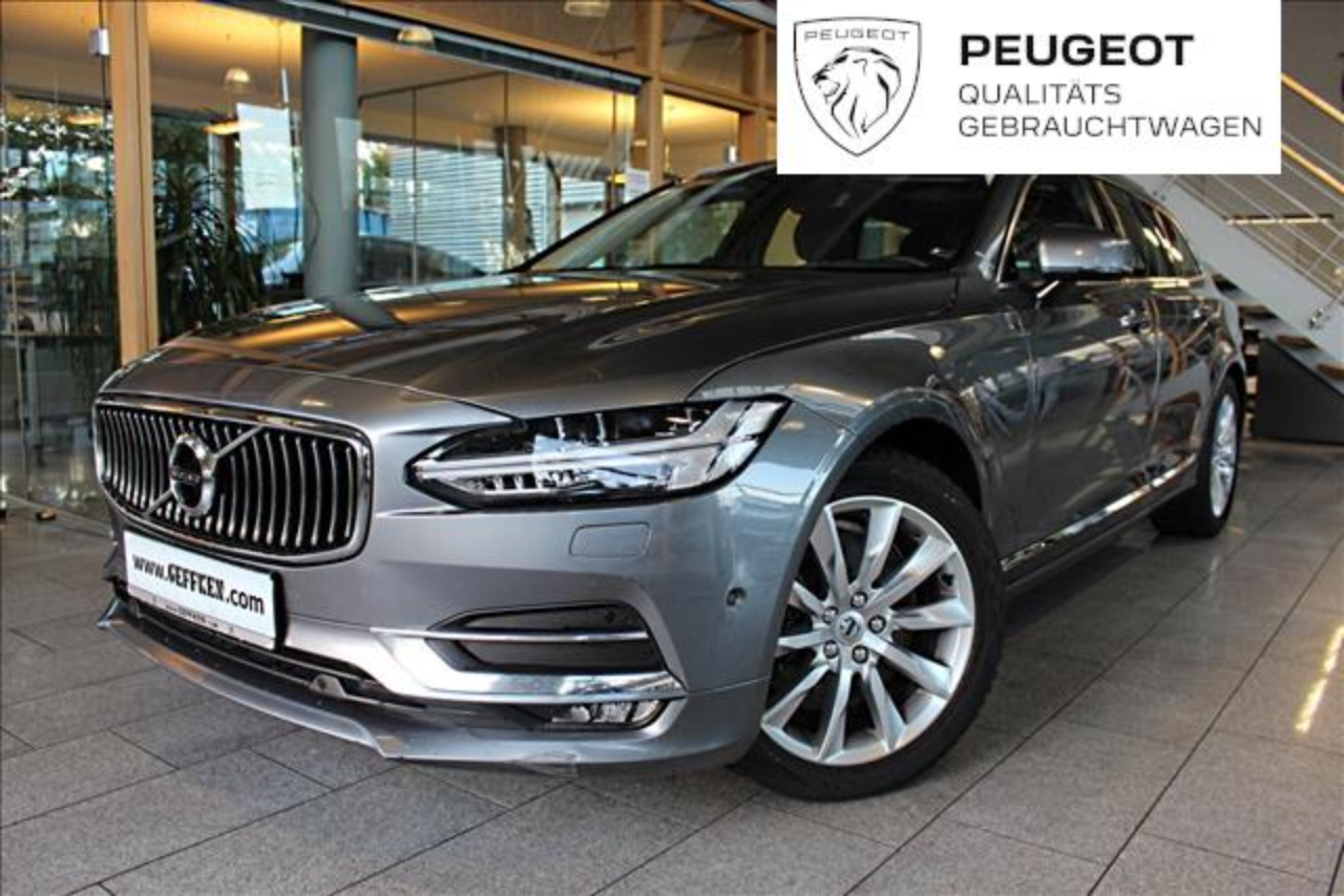 Volvo V90 D5 Geartronic AWD Inscription, Panorama!