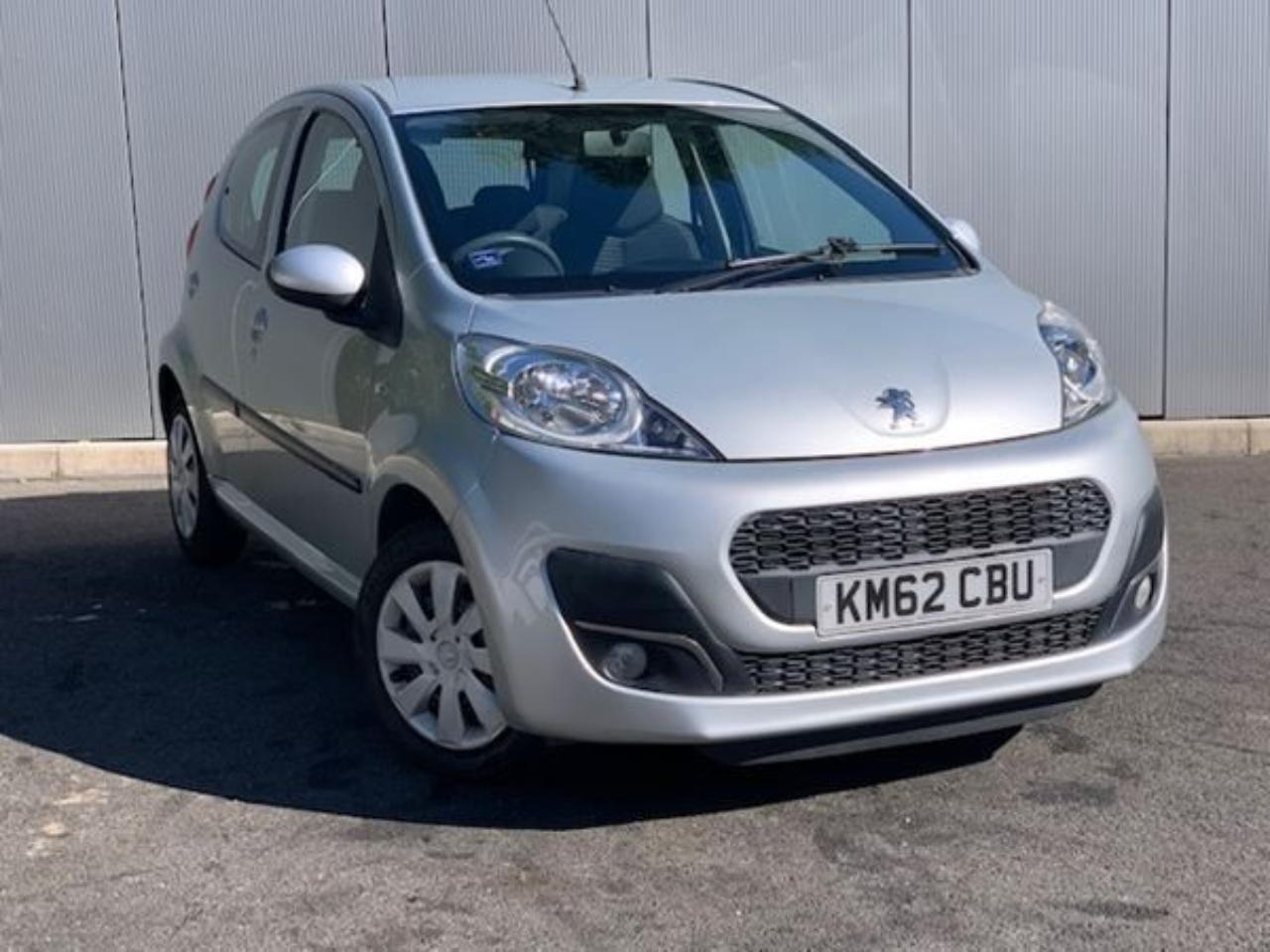 Peugeot 107 1.0 Active *  £ 0 Road Tax *