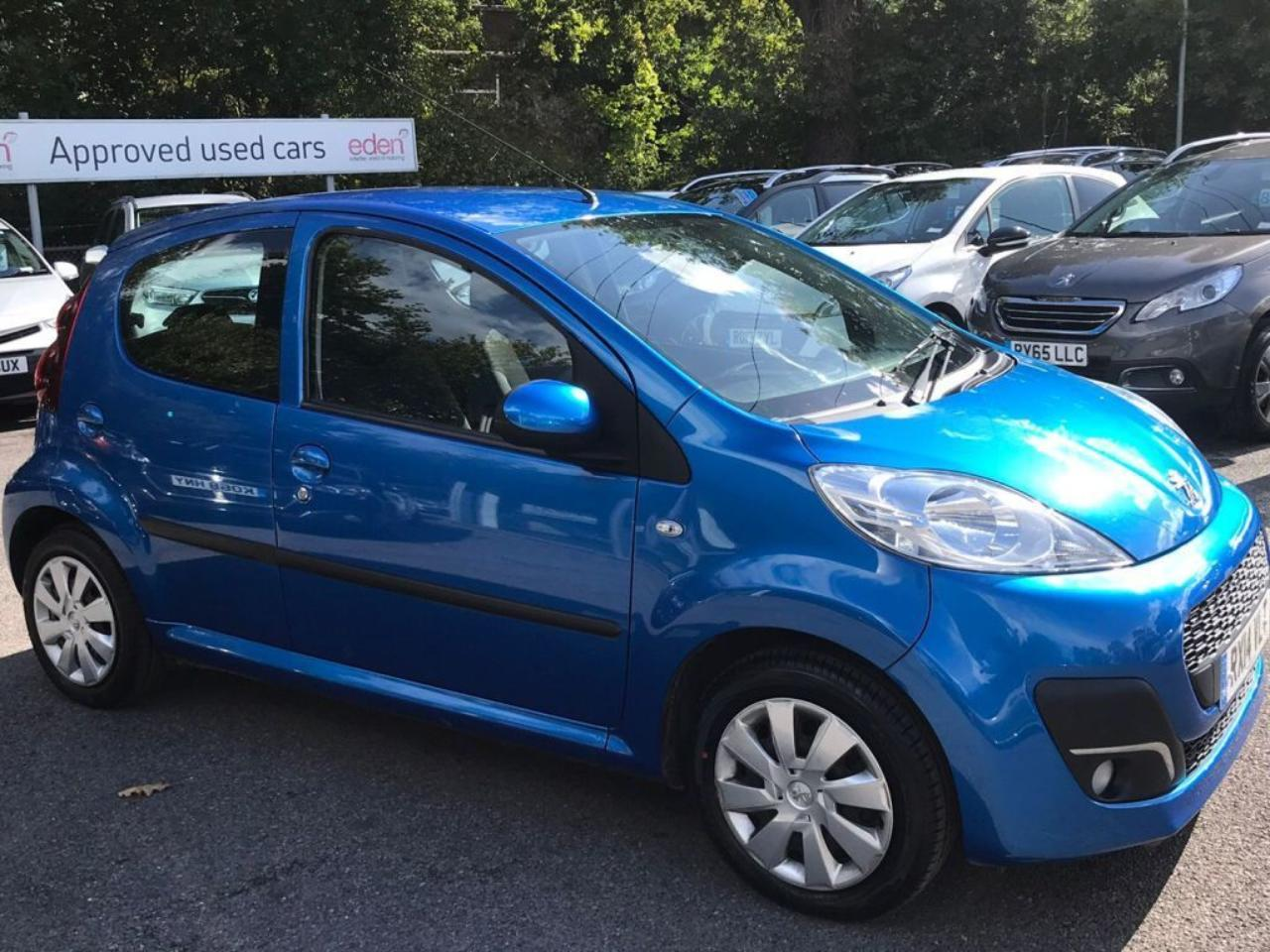 Peugeot 107 1.0 Active 5dr Hatchback