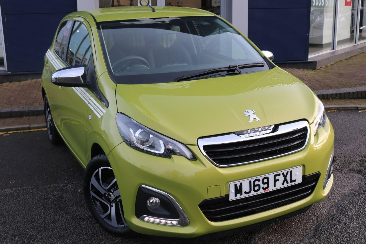 Peugeot 108 1.0 72 Collection 5dr Hatchback