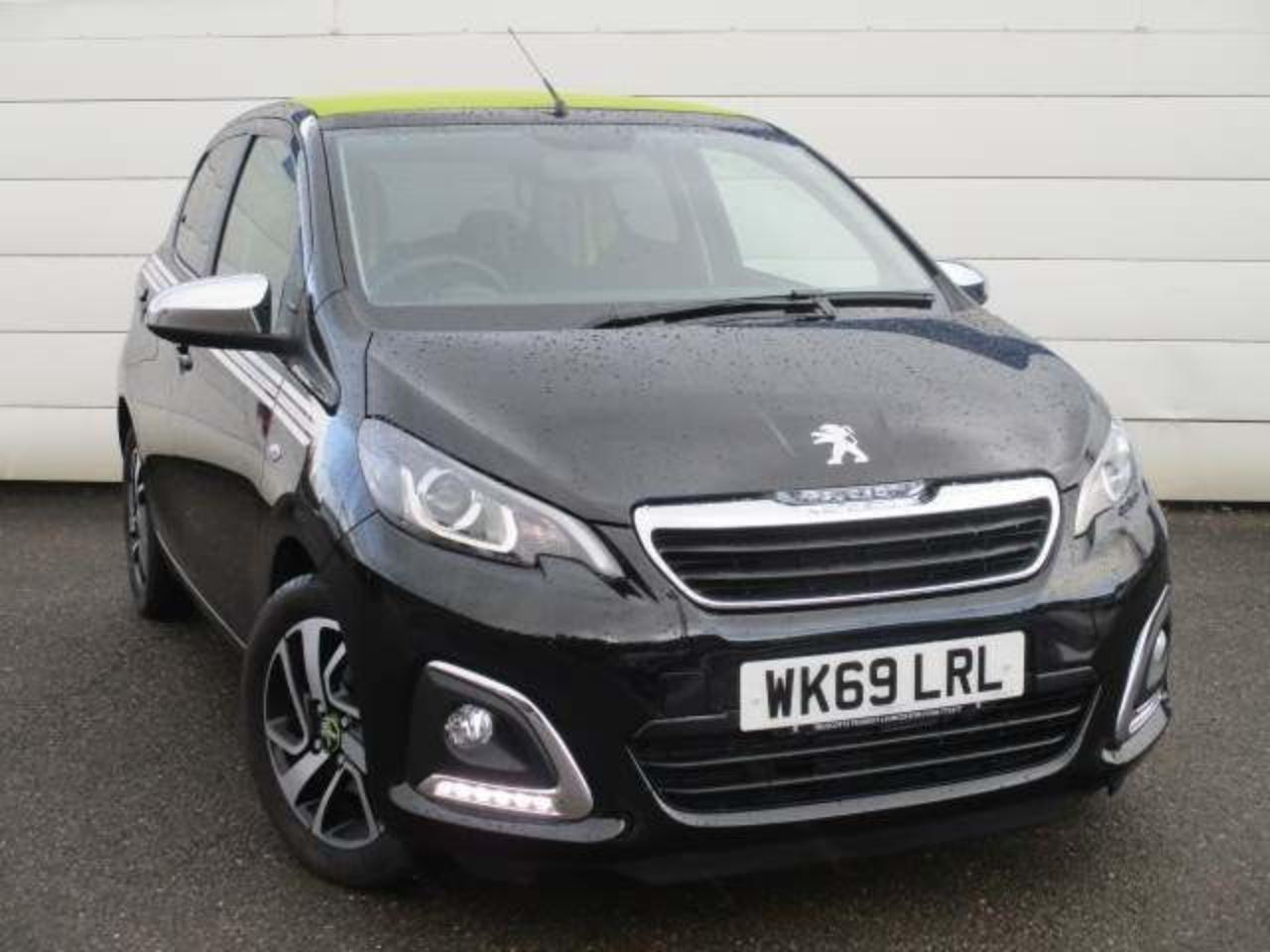 Peugeot 108 1.0 Collection Top! (s/s) 5dr