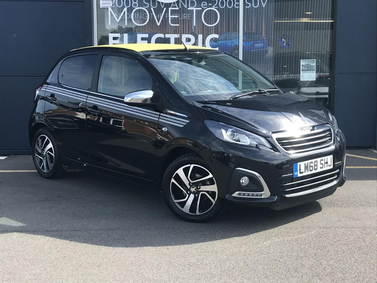 Peugeot 108 1.0 72 Collection TOP! 5dr