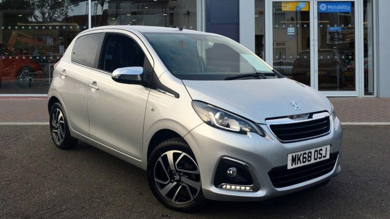 Peugeot 108 1.0 Collection 5dr