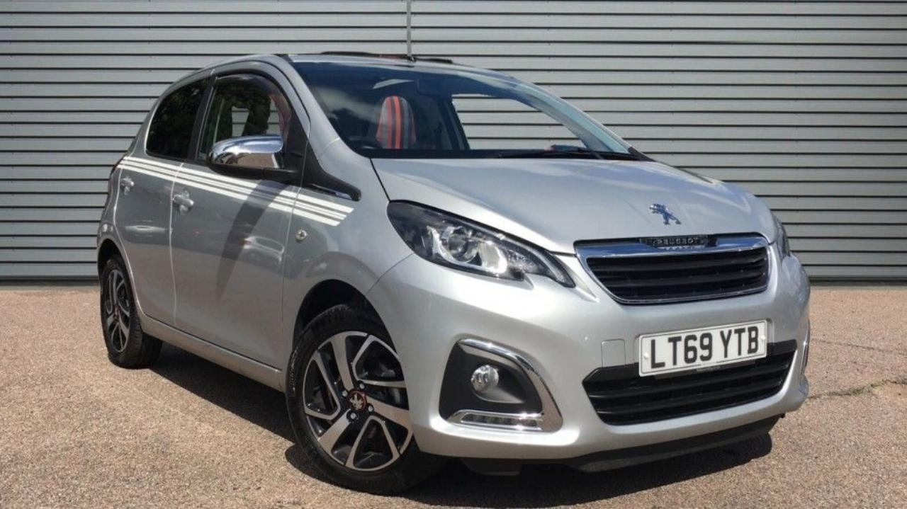 Peugeot 108 1.0 Collection Top! 5dr Petrol (s/s) (72 ps)
