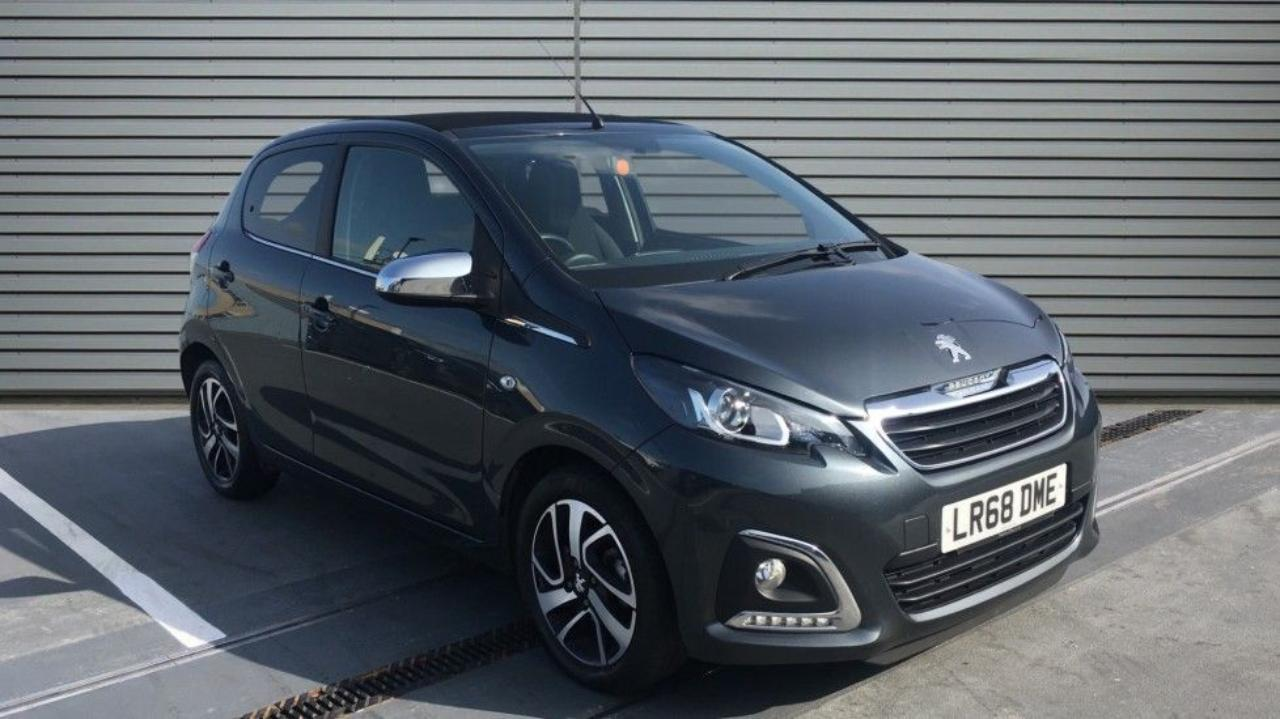 Peugeot 108 1.0 Allure TOP! 5dr