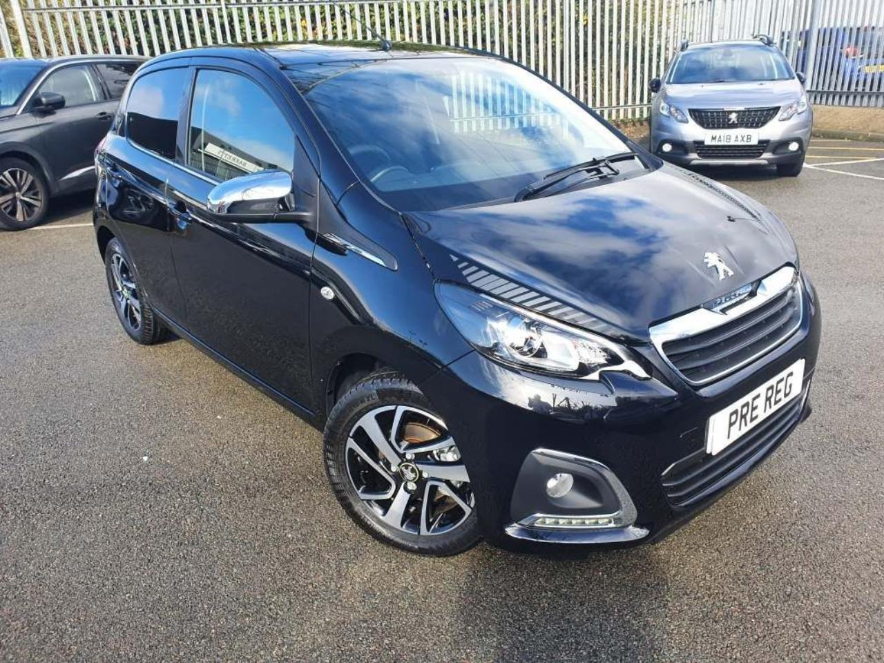 Peugeot 108 1.0 Collection (s/s) 5dr