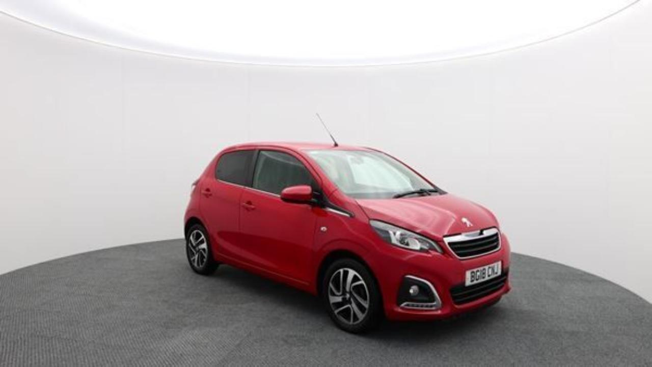 Peugeot 108 1.2 PureTech Allure 82 *PARK ASSIST CAMERA!*