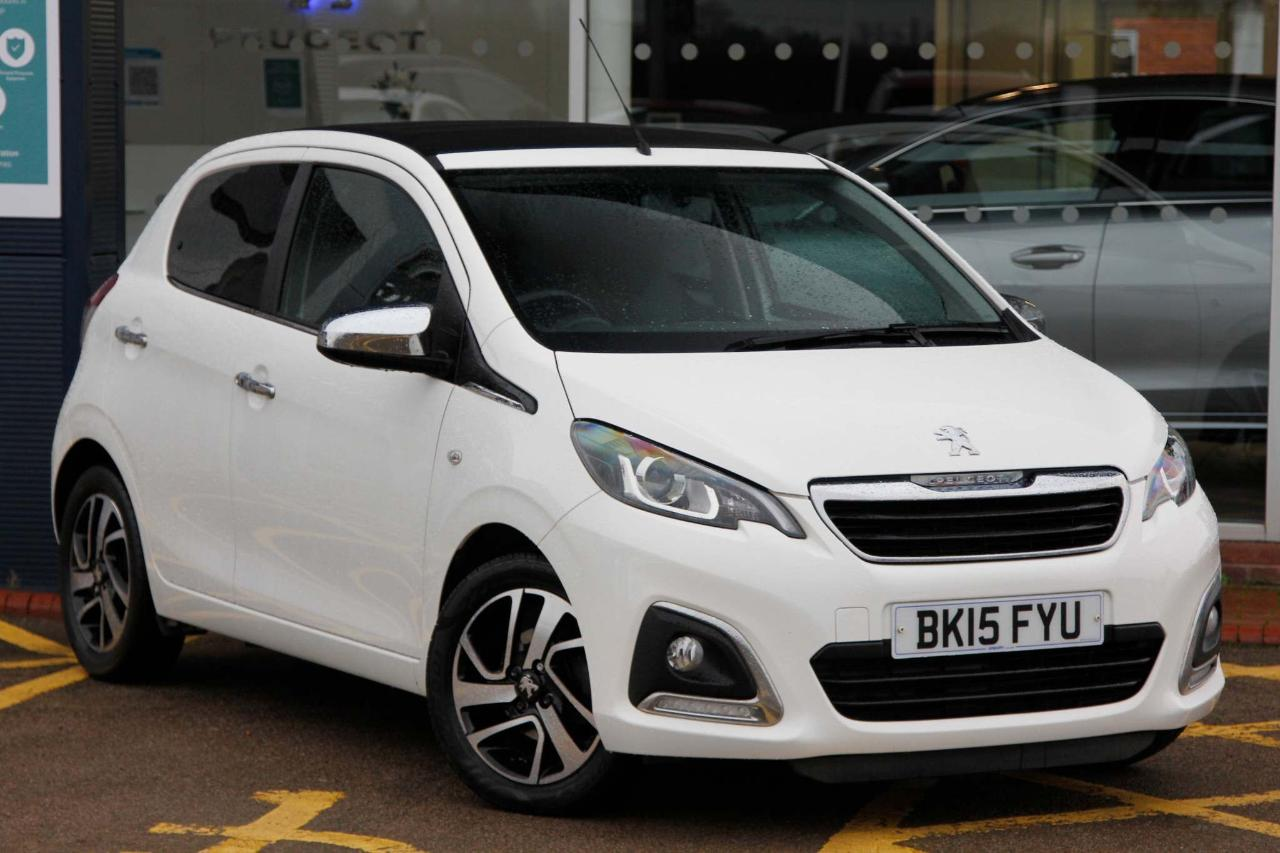 Peugeot 108 Peugeot Approved Used