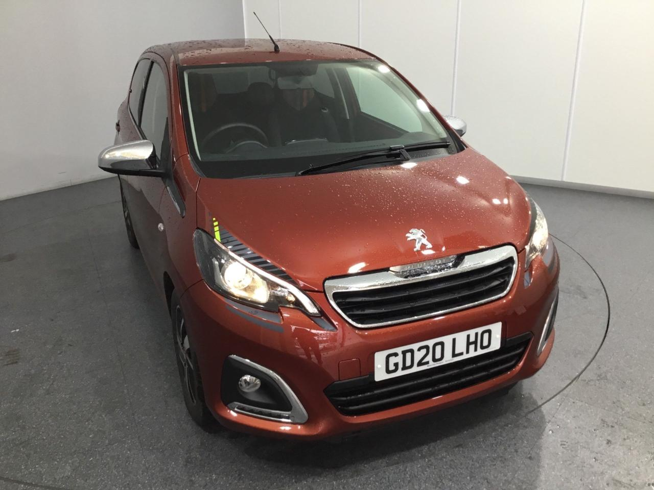Peugeot 108 1.0 Active Top! (s/s) 5dr